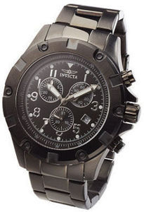 Invicta Specialty Men's Chronograph Watch w/ Case