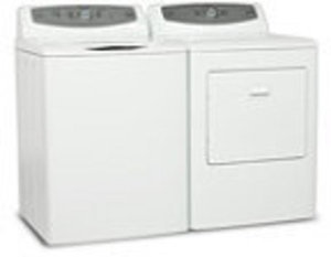 Haier RWT360EPAIR 3.0 Cu. Ft. Top-Load Washer and 6.6 Cu. Ft. Electric Dryer