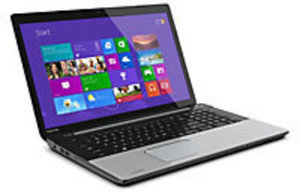 Toshiba Satellite Laptop w/ AMD Quad-Core Processor