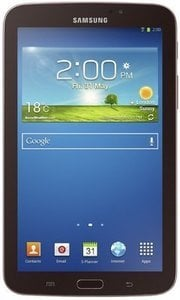 "Samsung 8GB 7"" Galaxy 7.0 Tab 3 - Brown"
