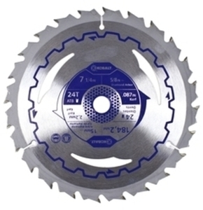 "Kobalt 5-Pack Construction 7-1/8"" Circular Saw Blades"