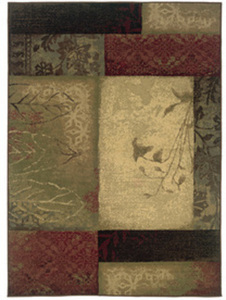 "Oriental Weavers of America Bedford 5'3""x7'6"" Area Rug"