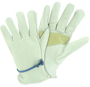 Blue Hawk Men's Leather Palm Work Gloves