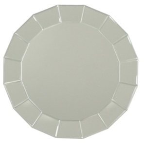 "allen + roth 25"" x 25"" Beveled Edge Mirror"