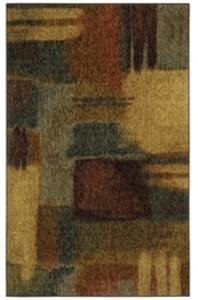Mohawk Home Montage Heritage Blue Transitional Area Rug