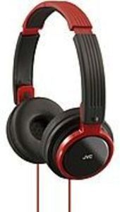 JVC Riptidz Foldable On-Ear Headphones