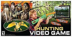 Duck Commander Plug & Play Video Game