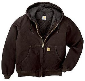 Carhartt Sandstone Active or Duck Active Jacket