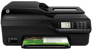 HP Officejet Wireless e-All-In-One Printer