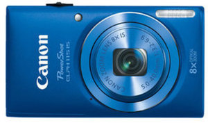 Canon PowerShot 115IS Point & Shoot Camera