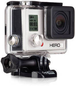 GoPro Hero3 White Edition Wi-Fi Waterproof Camera