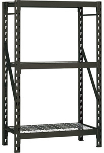 3-Shelf Steel Welded Rack