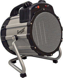 1500 Watt Comfort Zone Ceramic Barrel Utility Heater
