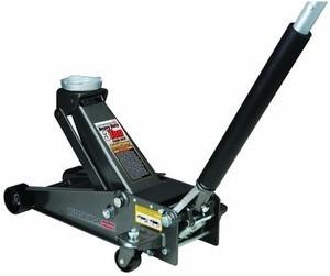 Pittsburgh Auto Rapid Pump 3 Ton Heavy Duty Steel Floor Jack