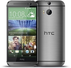 Verizon HTC One M8 Cell Phone