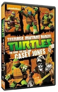 Teenage Mutant Ninja Turtles: The Good, the Bad, the Casey Jones DVD