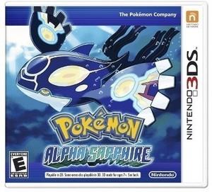 Pokemon: Alpha Sapphire (3DS)