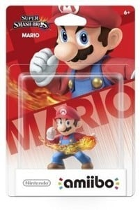 Nintendo amiibo Figure (Assorted)