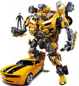 Transformers Bumblebee Transforming R/C Vehicle