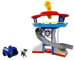 Nickeloden Paw Patrol Lookout Playset