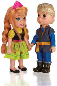 Disney Frozen Doll with Trolls