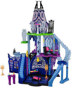 Monster High Freaky Fusion Catacombs Play Set