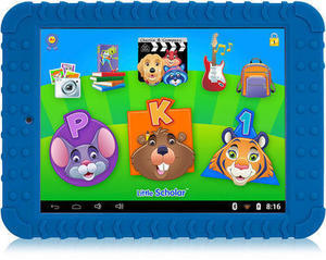 Little Scholar 8 inch Educational Android 4.4 Kids Tablet