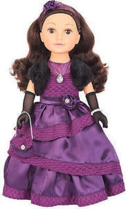 "Journey Girls 18"" Holiday Doll"