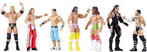 WWE Fan Favorites 7-Pack