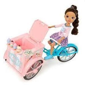 Moxie Girlz Bike w/ Doll