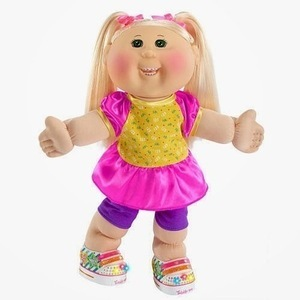 Cabbage Patch Twinkle Toes Dolls