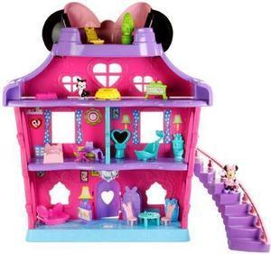 Minnie Magical Bow Street Home