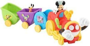 Fisher-Price Mickey Mouse Clubhouse Wobble Bobble Choo Choo w/ Coupon #7