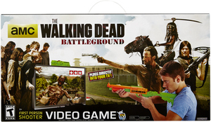 Walking Dead Plug and Play Game