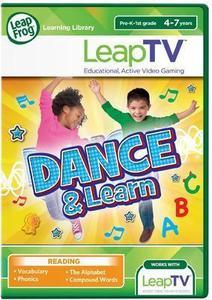 Leap TV Educational Active Video Games