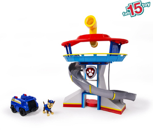 Paw Patrol Deluxe Lookout Playset w/ Coupon #7