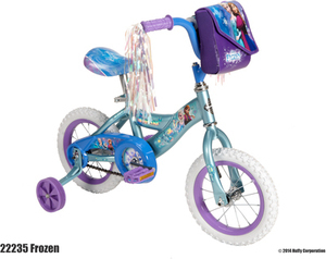 "12"" Disney Frozen Bike"
