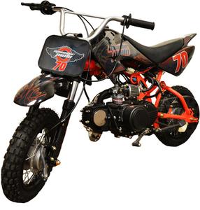 70CC Pit Bike (