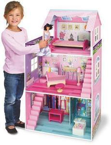 Just Dreamz Wooden Dollhouse