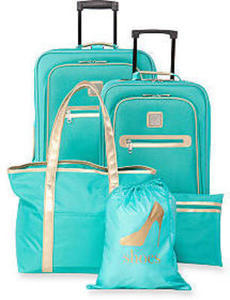 New Directions 5PC Luggage Set