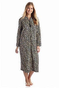 Kim Rogers Women's Fleece Robes