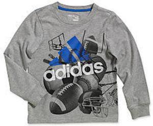 Nike, Adidas & Puma Kids' Activewear
