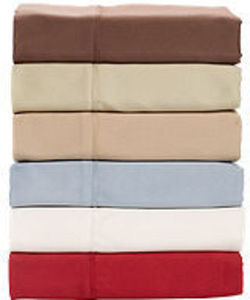 Home Accents Microfiber Sheets - All Sizes