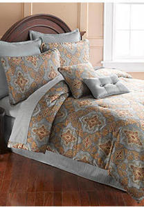 Entire Stock of Madison and Home Accents 8-Piece Comforter Sets