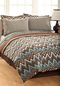 Entire Stock of Home Accents 8-Piece Turnstyle Comforter Sets