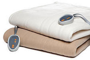 All Sizes Biltmore For Your Home Fleece Electric Blanket