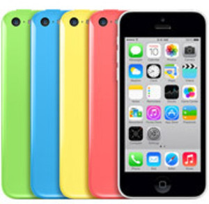 iPhone 5C 8GB w/2-year Contract