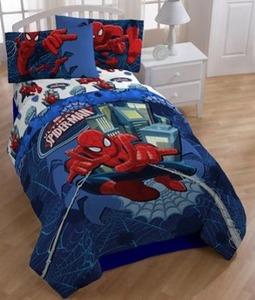 The Amazing Spider Man Twin/Full Comforter