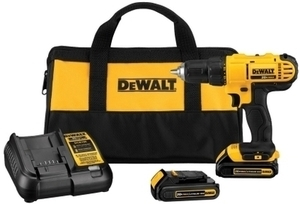 Dewalt Compact Lithium Ion Drill/Driver Kit