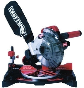 Craftsman 120 V Compound Miter Saw
